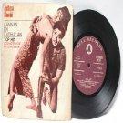 "BOLLYWOOD INDIAN Kannan En Kadhalan M.S. VISWANATHAN  EMI 7"" 45 RPM EP"
