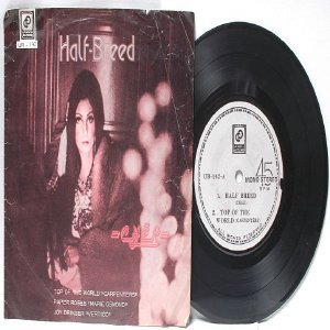 """CHER half-breed MARIE OSMOND Asia MALAYSIA  7"""" 45 RPM PS EP"""