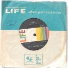 """WILLY AND HIS GIANTS Ajoen Ajoen HOLLAND Life  7"""" 45 RPM"""