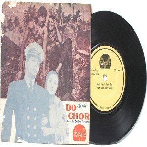 """BOLLYWOOD INDIAN  Do Chor  7"""" 45 RPM EP"""