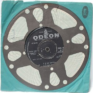 "BOLLYWOOD INDIAN  Patola ASHA BHOSLE  7"" 45 RPM EP"