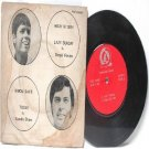 "SMALL FACES vs CLIFF RICHARD Malaysia  ASIA 7"" 45 RPM PS EP"