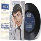 "ENGLEBERT HUMPERDINCK Wonderful By Night DECCA ASIA 7"" 45 RPM PS EP"