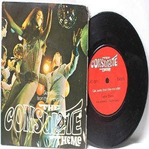 """CONSULATE CIGARRETTE Advertising ADVERTISEMENT Ad ASIA 7"""" 45 RPM PS EP"""