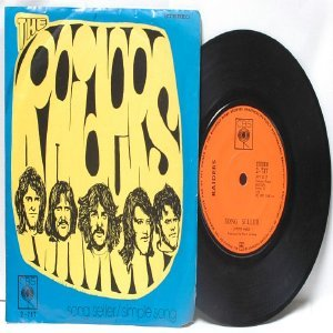 """THE RAIDERS Song Seller / Simple Song ASIA International 7"""" 45 RPM PS"""