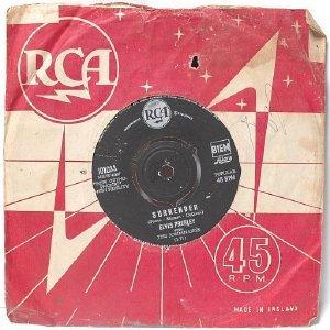 """ELVIS PRESLEY Surrender LONELY MAN  Australia AUSSIE Oz 7"""" 45 RPM"""