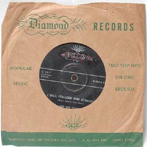 "DEE DEE SHARP He's So Fine DIAMOND International 7"" 45 RPM"
