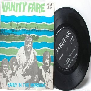"""VANITY FARE Peter, Paul And Mary  ASIA  Malaysia 7"""" 45 RPM PS EP"""