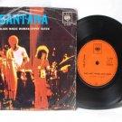 "SANTANA Black Magic Woman ASIAN  CBS  7"" 45 RPM PS EP"