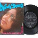 "Malay 60s Pop RAFEAH BUANG Tiada Kata Sechantek ASIAN DIVA  7"" PS EP"