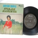"Malay 70s Pop RAFEAH BUANG Itulah Harinya ASIAN DIVA  7"" PS EP"