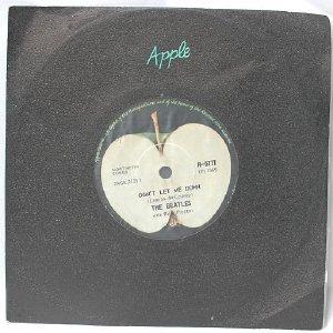 "BEATLES Get Back   INTERNATIONAL Apple7"" 45 RPM"