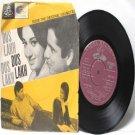 "BOLLYWOOD INDIAN  Dus Lakh RAVI Mohd. Rafi  7"" 45 RPM EMI Angel EP 1967"