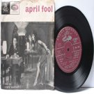"BOLLYWOOD INDIAN  April Fool SHANKAR JAIKISHAN Mohd. Rafi  7"" 45 RPM EMI Angel EP 1964"