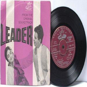 "BOLLYWOOD INDIAN  leader NAUSHAD Lata Mangeshkar MOHD. RAFI  7"" 45 RPM EMI Angel EP 19684"