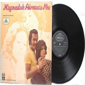 MALAY POP Hapuslah Airmata Mu AHMAD NAWAB Gatefold LP