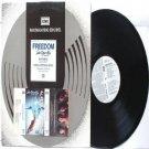 Malay Indon  Pop  Band FREEDOM Promo LP EMI 30054