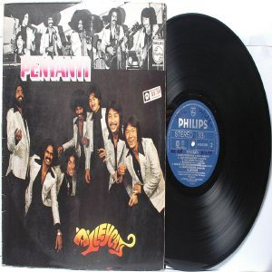 Malay Legendary Pop  Band ALLEYCATS Penyanyi  LP