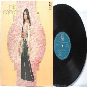 Malay Indon  70s Pop EMILIA CONTESSA  Vol 3  LP LIFE HM 1215
