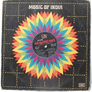 INDIAN PUNJABI Prakash Kaur NARINDER BIBA HMV Black Label INDIA LP