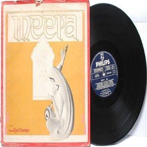 BOLLYWOOD INDIAN  Meera PANDIT RAVI SHANKAR Phillips INDIA LP