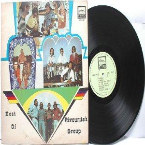 Malay  Indon 70s Pop  Band FAVOURITE'S GROUP LP Remaco