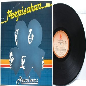 Malay  80s Pop  Band THE REVOLVERS Perpisahan LEWIS PRAGASAM  LP  1980