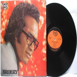 Malay Indon  70s Pop  Singer BROERY Remarco MFP LP