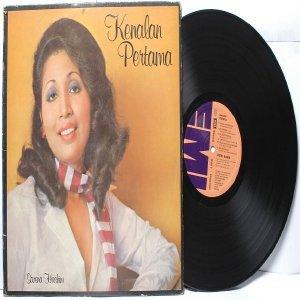 Malay  70s Pop  Singer SERENA HASHIM kenalan Pertama AHMAD NAWAB Reggie Verghese EMI LP 1977
