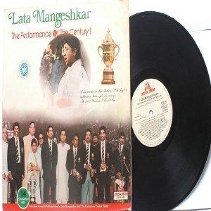 BOLLYWOOD LEGEND Lata Mangeshkar  LIVE IN NEW DELHI 1983   India   LP