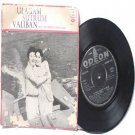 "BOLLYWOOD INDIAN  Ulagam Sutrum Valiban M.S VISWANATHAN Soundararajan 7"" 45 RPM EMI Odeon EP 1973"