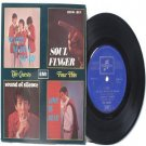 """ASIAN 60'S BAND The Quests FOUR HITS EMI Columbia  7"""" PS EP"""