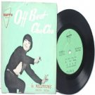 """ASIAN 60's 70s BAND The Melodions OFF BEAT CHA CHA 7"""" PS EP"""
