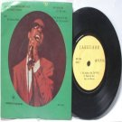 """STEVIE WONDER vs THE WHO Seeker MALAYSIA 7"""" PS EP  45 RPM"""
