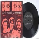 """BEE GEES vs BILLY PRESTON Malaysia ASIA 7"""" PS EP JEP-1008"""