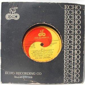 "BOLLYWOOD INDIAN Idhu Ilavenirkalam GANGAI AMAREN  7""  ECHO  PS EP 1984"