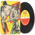 """BOLLYWOOD INDIAN Touch K. RAVI  7"""" PS  EP 1982 AVM 2300 539"""