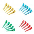 Hairdressing Styling Tools Salon Clamps Duck Mouth Metal Hairpins Hair Clips