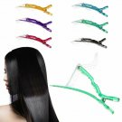Styling Tools Salon Clamps Alligator Clip Hair Clips Plastic Hairpins
