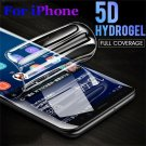 Skin Full Cover Hydrogel Film Screen Protector For iPhone 6s 7 8 X XR XS Max