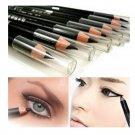 Women Beauty Smooth Makeup Tool Waterproof Long-Lasting Eyeliner Pencil Black