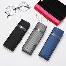 Wood Grain Eyewear Protector Spectacle Case  Hard Eye Glasses Sunglasses Case