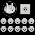 10PCS New Electric Kids Home Plug Cover Outlet Guard Bear Socket Protector
