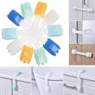 Finger Protector Door Stopper Baby Safety Cabinet Lock Drawer Cupboard