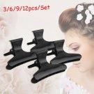 Salon Fix Hairdressing Tool Handband Hair Clips Hairpins Claw Section Butterfly