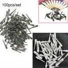 Set Durable Professional Spots Needle Plastic Electronic Dart Soft Tips