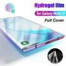 Galaxy Note 10 / 10+ Plus Protective Cover Screen Protectors Hydrogel Film
