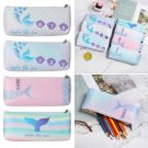 Stationery Handbags Mermaid Tail Pencil Case Coin Purse Makeup Pouch Pen Bag