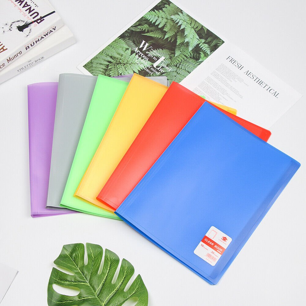Filing Products Bill Pouch Document Bag A4 File Folder Organizer Holder