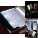 Transparent Plastic Reading Light Night Vision Board Eye Protection Lamp LED